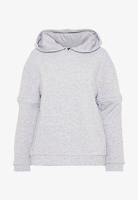 Trendyol - Jersey con capucha - gray - 4