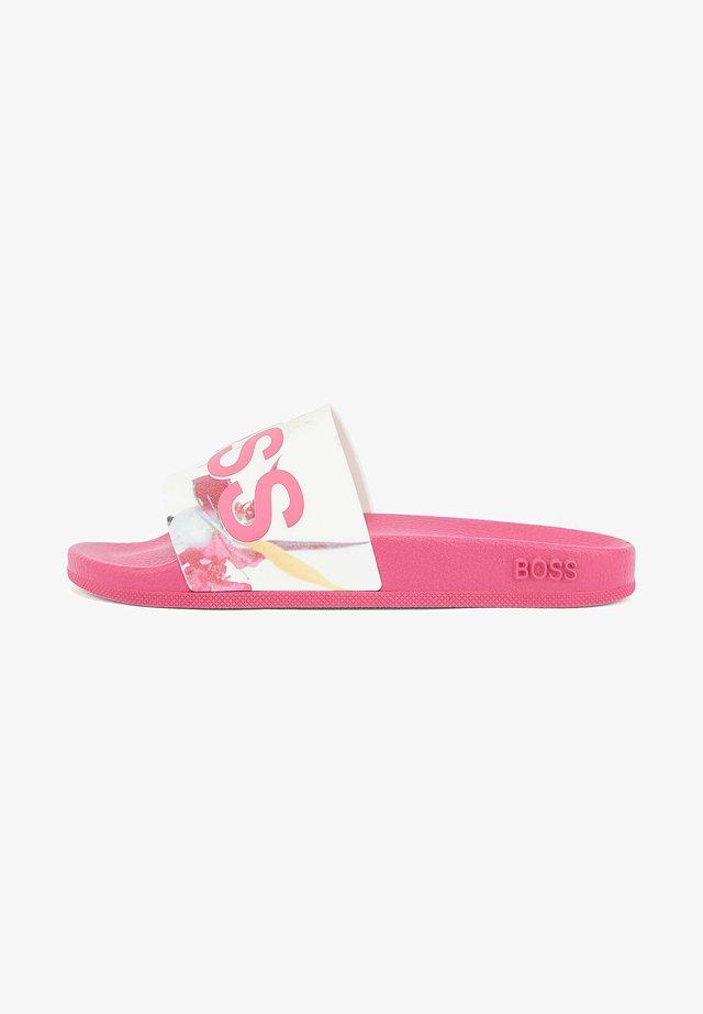 BAY_SLID_FL - Slip-ins - pink