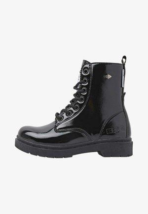 BLAKE - Veterboots - black