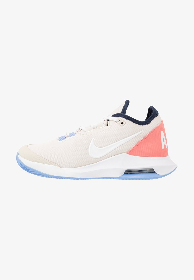 Nike Performance - AIR MAX WILDCARD CLAY - Tenisové boty na antuku - light orewood brown/white/royal pulse