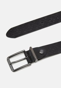 Guess - ADJUSTABLE BELT - Belt - black