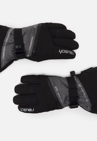 Reusch - DEMI RTEX® XT - Guanti - black/grey melange/silver - 1