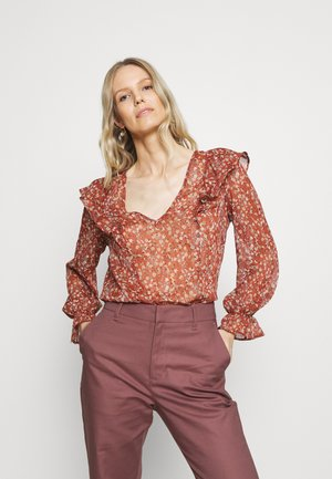 Blouse - multicolore