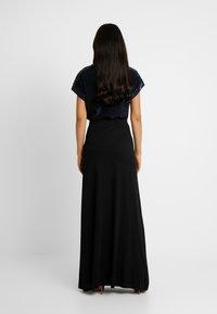 Anna Field Tall - Maxi skirt - black - 2