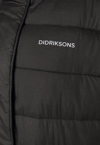 Didriksons - HILDA PUFF  - Vinterkåpe / -frakk - black - 2