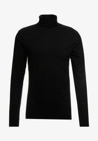 Pier One - Langærmede T-shirts - black - 3