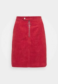 Glamorous - SKIRT - Mini skirt - burnt orange - 3