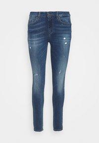 Liu Jo Jeans - DIVINE - Jeans Skinny Fit - blue near wash - 4