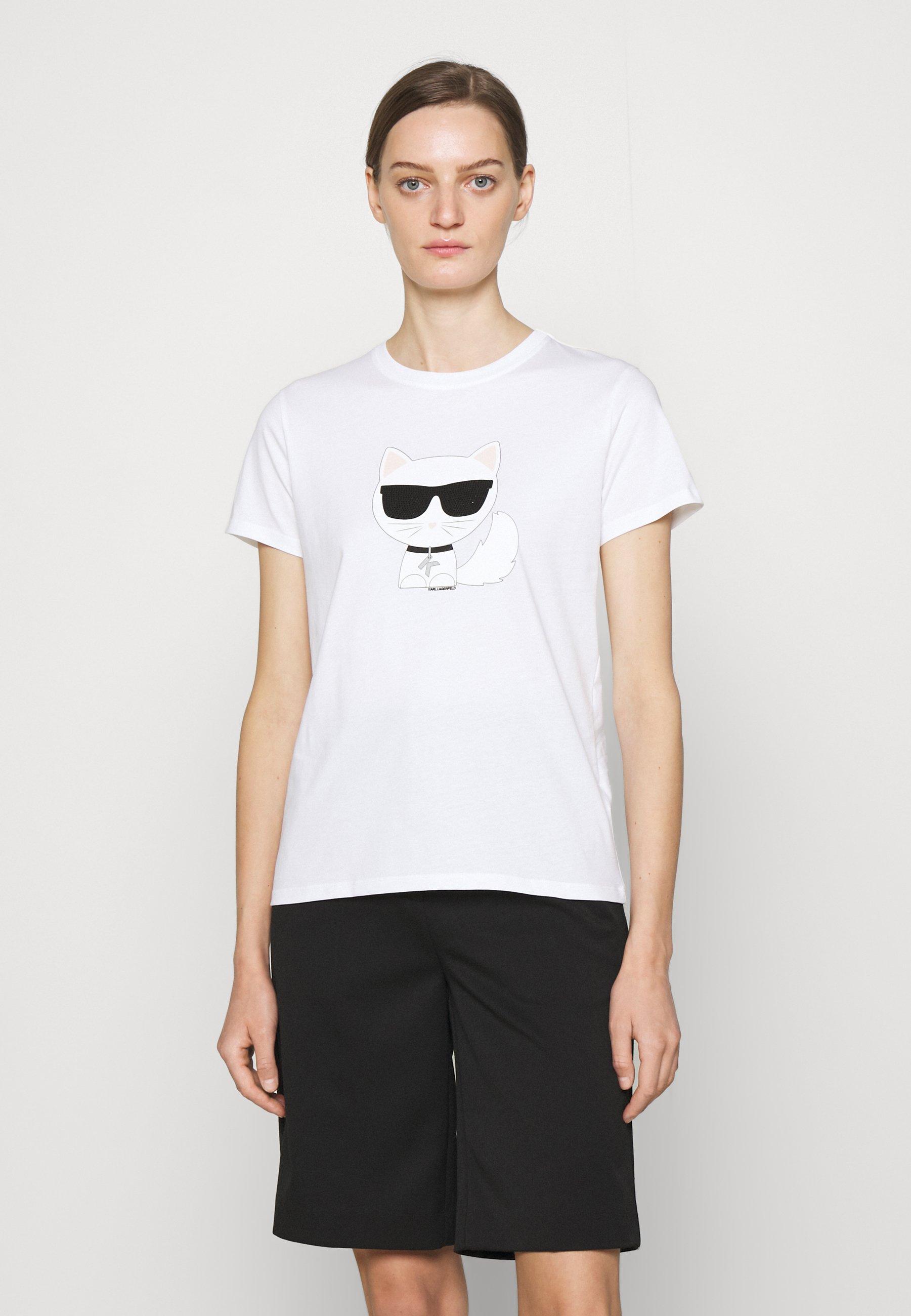 Women IKONIK CHOUPETTE - Print T-shirt