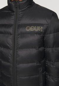 HUGO - BALTO - Winter jacket - black/gold - 5