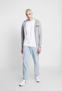 Ellesse - BRIERO - Zip-up hoodie - grey marl - 1