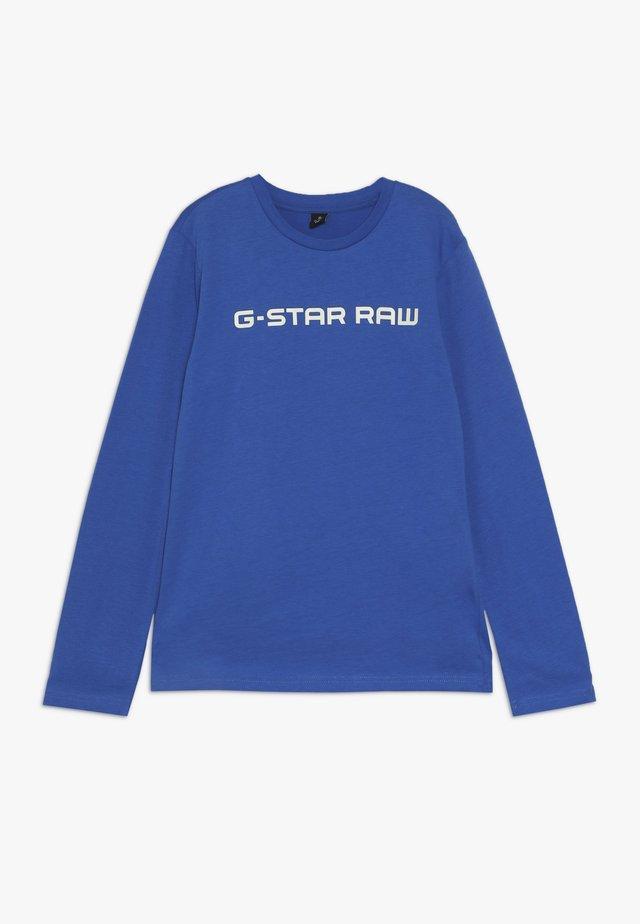 LS TEE - Camiseta de manga larga - royal blue