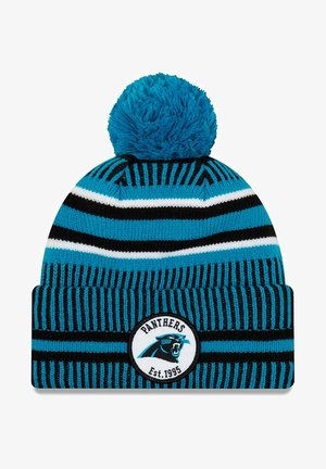 Beanie - carolina panthers