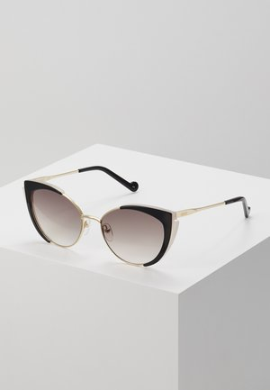 Sunglasses - black/rose