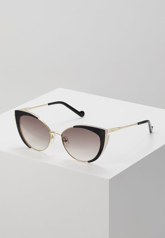 Okulary przeciwsłoneczne - black/rose