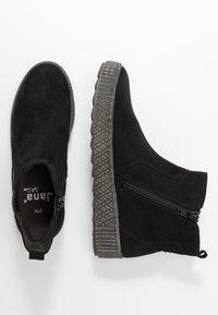 Jana - Ankle boots - black - 3