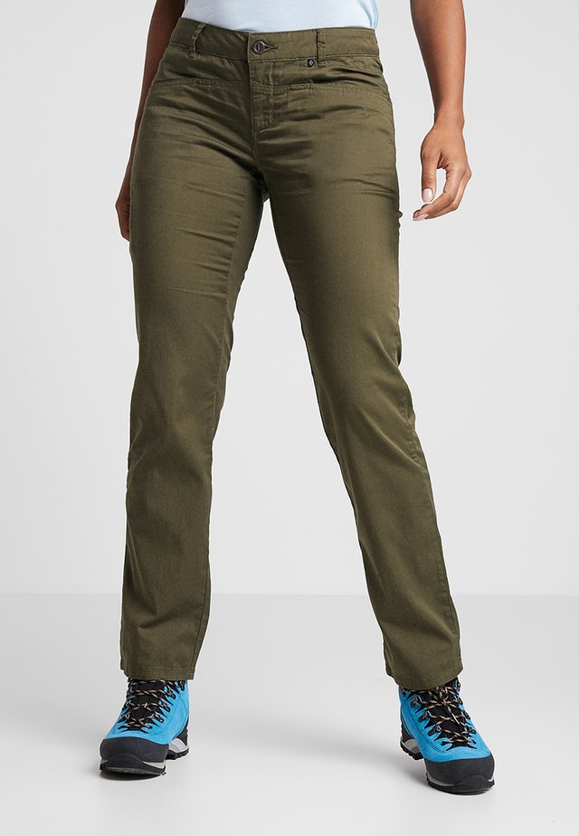 RADHA PANTS - Trousers - olive