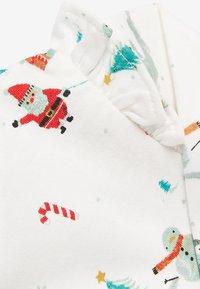 Next - CHRISTMAS PRINT  - Jersey dress - off-white - 2