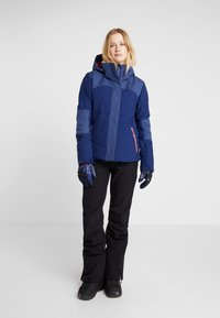 Roxy - DAKOTA - Snowboard jacket - medieval blue - 1