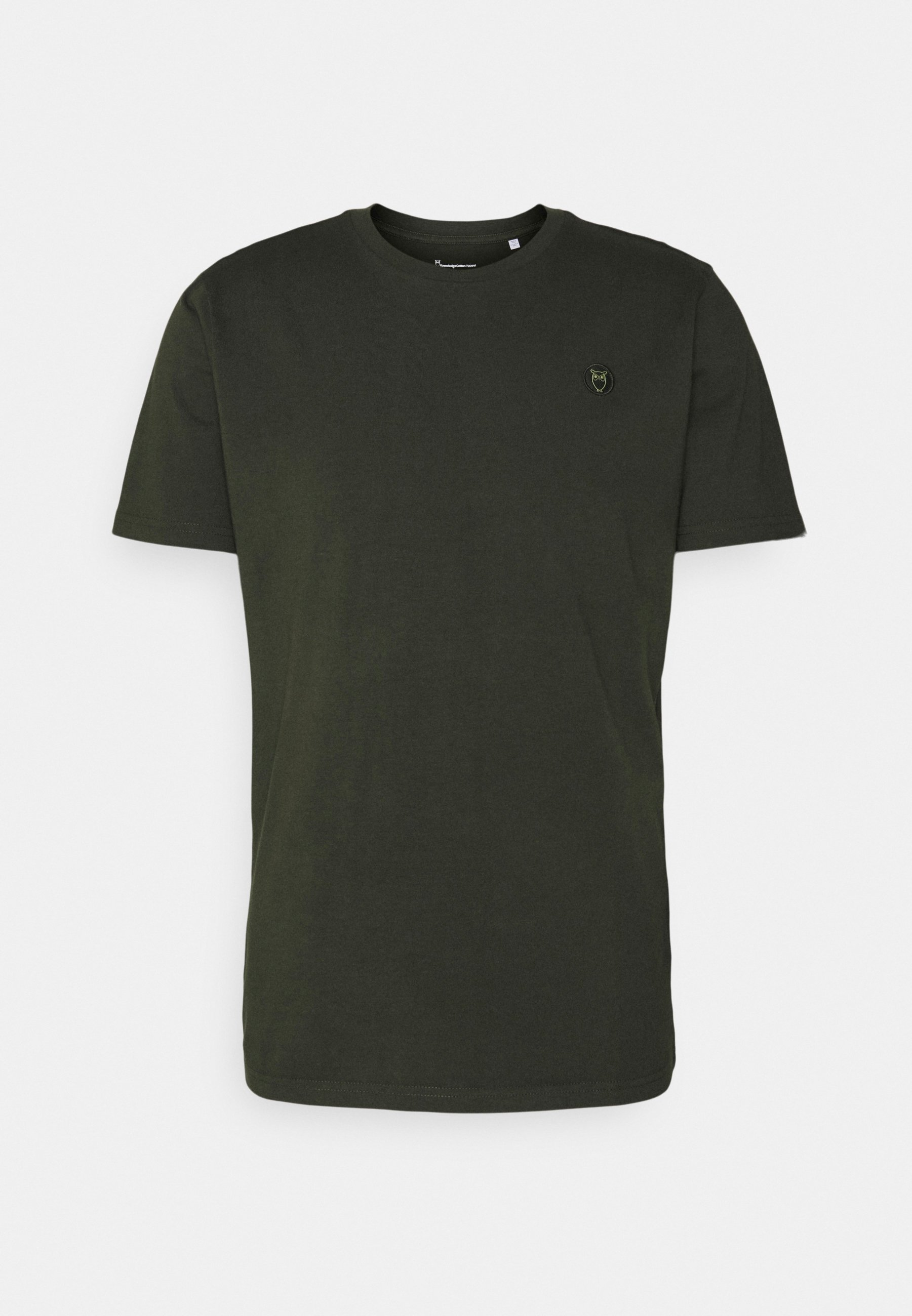 Men ALDER BADGE TEE - Basic T-shirt