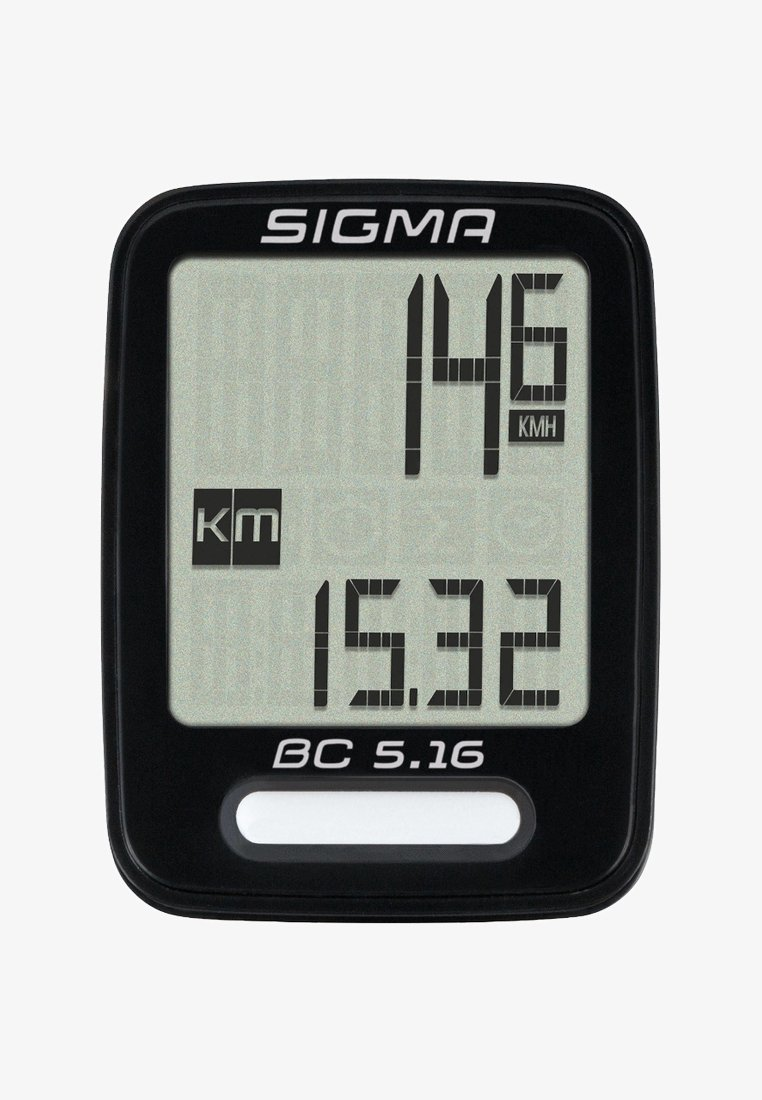 Sigma - Bike computer - black