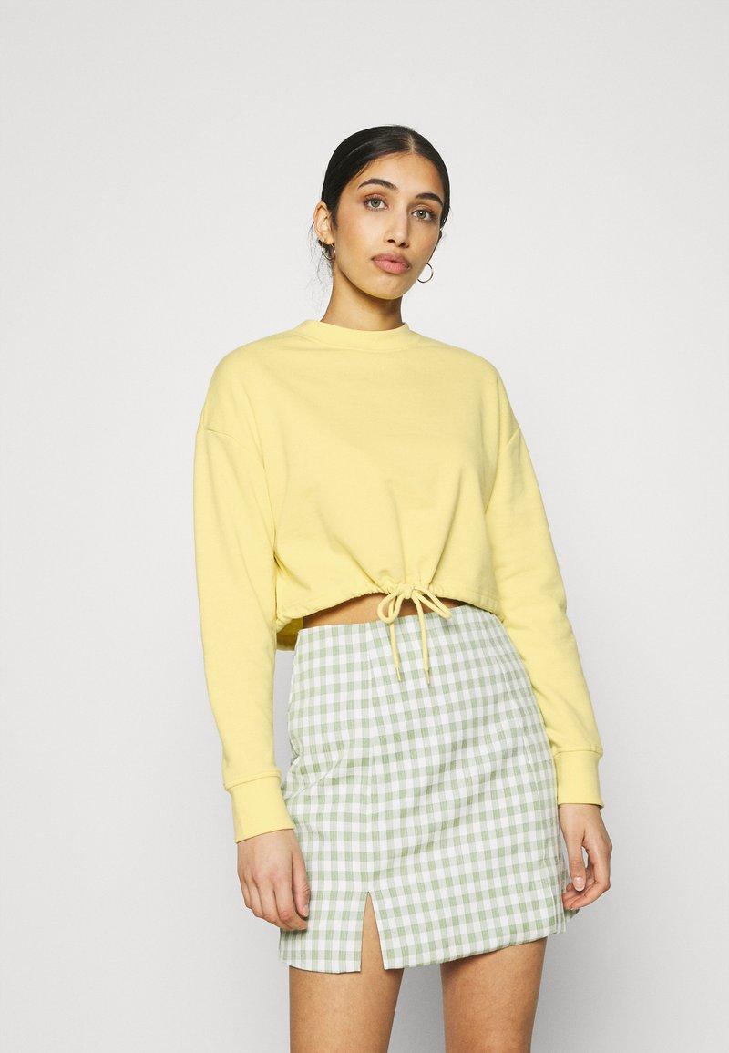Even&Odd - Sudadera - yellow