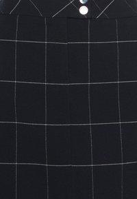 comma casual identity - Mini skirt - dark blue - 2