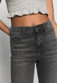 Vero Moda - VMSOPHIA  - Jeans Skinny Fit - dark grey denim - 5