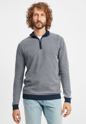 TROYER DUNCAN - Jumper - insignia blue