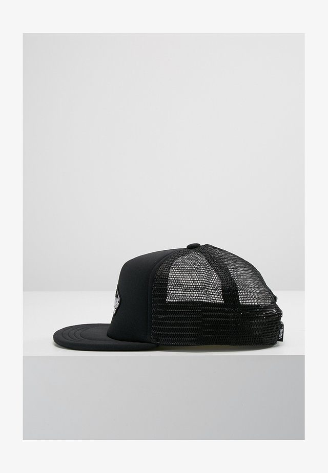 BY CLASSIC PATCH TRUCKER BOYS - Pet - black-black