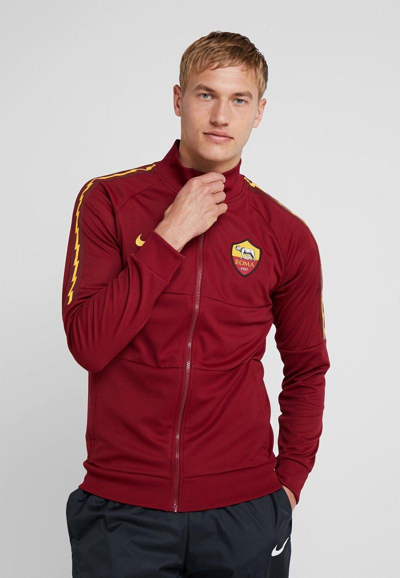 Nike Performance - AS ROM - Klubbkläder - team red/university gold