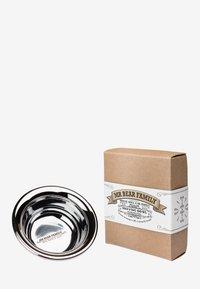 Mr Bear Family - SHAVING BOWL - Hair removal tool - stainless steel - 1