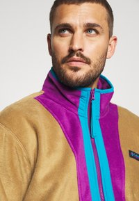Columbia - BACK BOWL FULL ZIP  - Veste polaire - delta/plum - 3