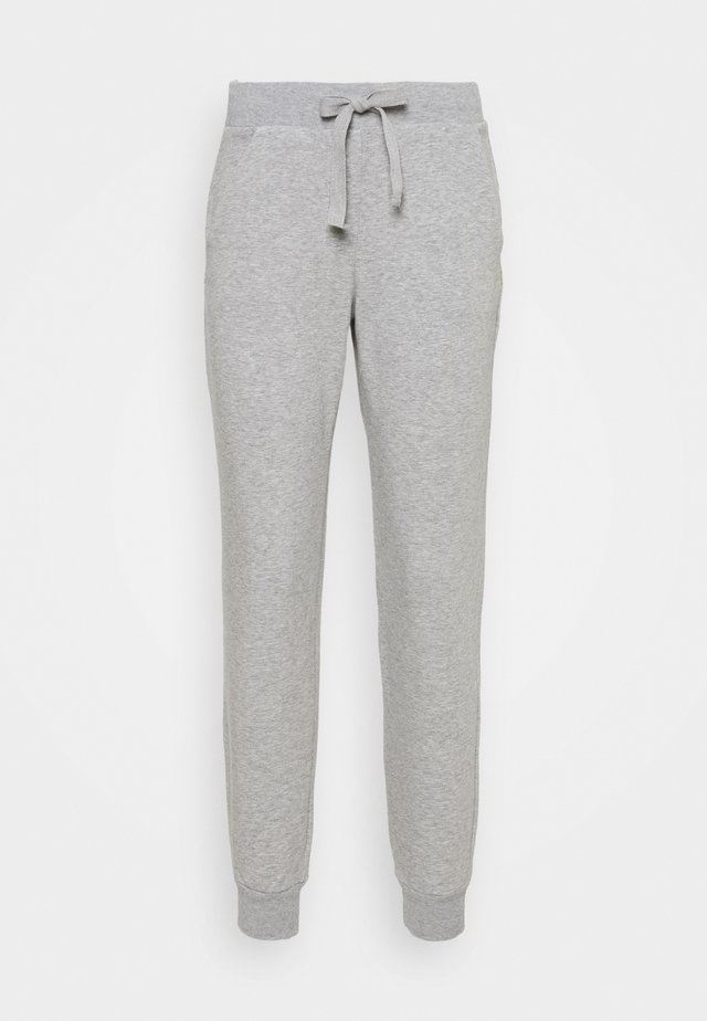 PANTS WITH POCKETS - Pantalon de survêtement - grey melange