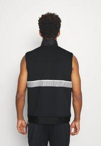 Jordan - AIR VEST - T-shirt sportiva - black/white - 2