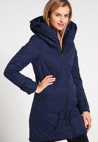 MAMALICIOUS - NEW TIKKA - Veste d'hiver - navy blazer - 3
