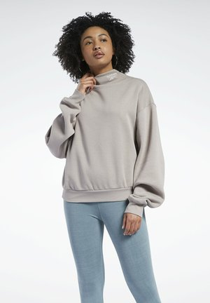 Fleece jumper - grey
