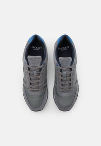 Hackett London - YORK EYELT TRAINER - Sneaker low - taupe - 3