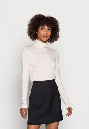 EFINAS - Long sleeved top - whitecap gray