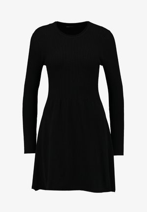 ONLALMA O NECK DRESS - Jumper dress - black