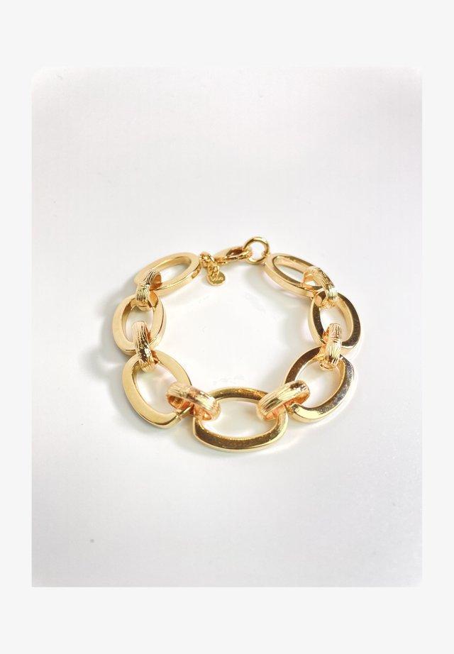 CHUNKY  - Bracelet - gold