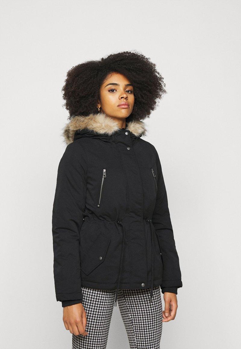 Vero Moda Petite - VMAGNESBEA - Light jacket - black