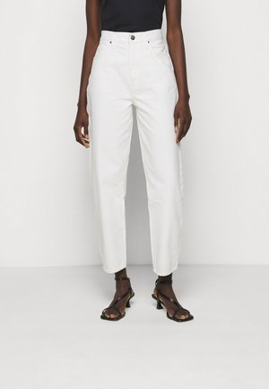 THE CURVE JEAN - Straight leg jeans - white