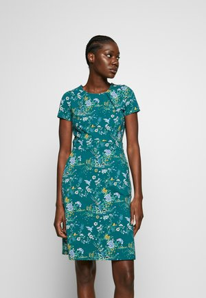 MONA DRESS GRIFFIN - Denní šaty - dragonfly green