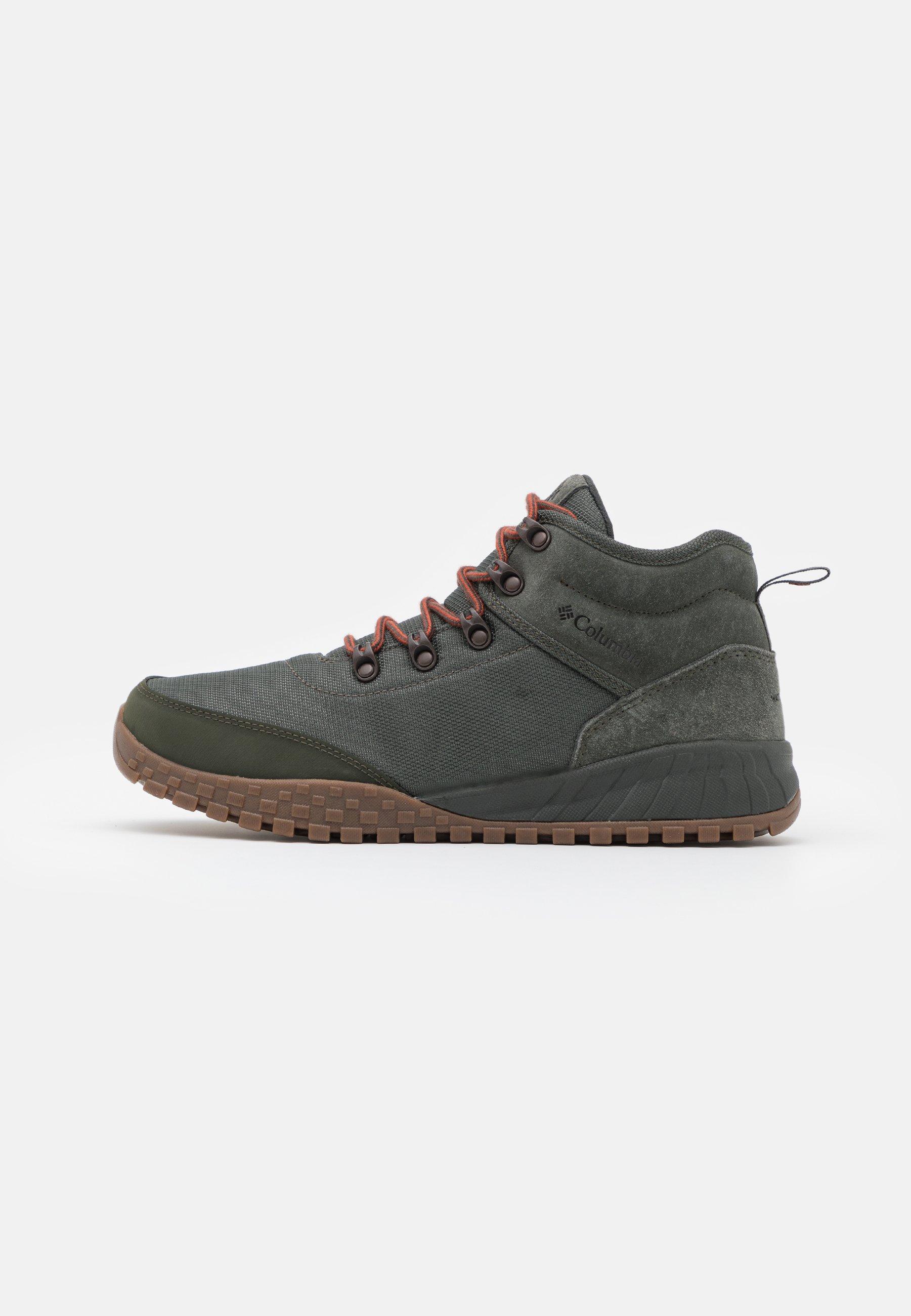 Men FAIRBANKS MID - Hiking shoes
