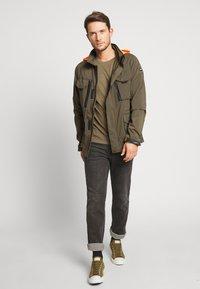 Schott - FOXTER RIPSTOP - Summer jacket - khaki - 1
