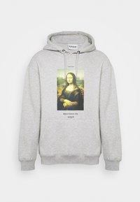 Nominal - MONA LISA HOOD - Sweatshirt - grey marl - 3