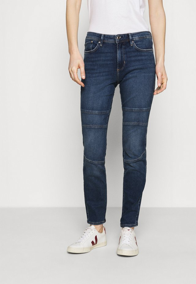 Jeans Skinny Fit - blue stretched