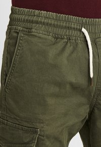 Pier One - Cargo trousers - khaki - 3
