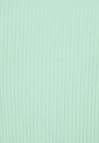 Weekday - TIE CARDIGAN - Cardigan - sage green - 6